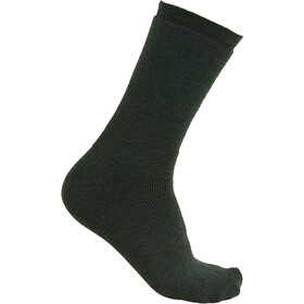 Woolpower 400 Chaussettes, forest green